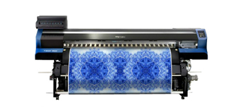 Новый плоттер для ткани: Mimaki TS55-1800