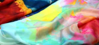 Легкость и четкость печати на ткани