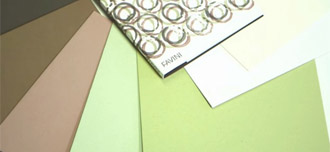 Бумага из органических материалов