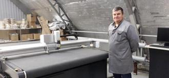 Планшетный режущий плоттер индустриального класса от IECHO