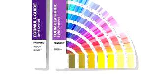 Дополнение цветов в систему Pantone